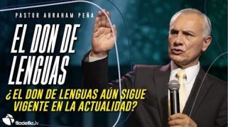 Embedded thumbnail for El don de lenguas - Abraham Peña