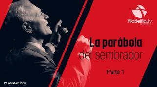 Embedded thumbnail for La parábola del sembrador 1 - Abraham Peña - Parábolas