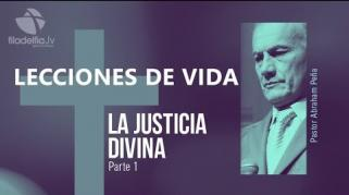 Embedded thumbnail for La justicia divina 1 - Abraham Peña - Lecciones de vida
