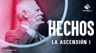 Embedded thumbnail for La Ascensión 1 - Abraham Peña - Hechos de los apóstoles