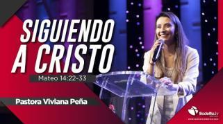 Embedded thumbnail for Siguiendo a Cristo - Viviana Peña