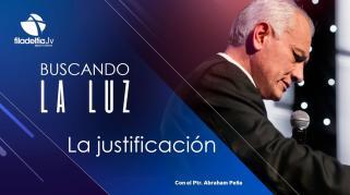 Embedded thumbnail for La Justificación - Abraham Peña - Buscando la luz