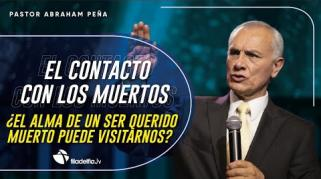 Embedded thumbnail for El contacto con los muertos - Abraham Peña