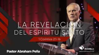 Embedded thumbnail for La revelación del Espíritu Santo - Abraham Peña - La obra del Espíritu Santo