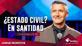 Embedded thumbnail for ¿Estado civil? En santidad - Jorge Montoya