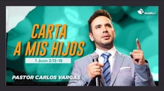 Embedded thumbnail for Carta a mis hijos - Carlos Vargas