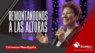 Embedded thumbnail for Remontándonos a las alturas - Carmenza Mendigaña