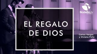 Embedded thumbnail for El regalo de Dios - Carlos Vargas y Viviana Peña