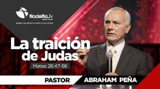 Embedded thumbnail for La traición de Judas - Abraham Peña - La revelación de Jesucristo
