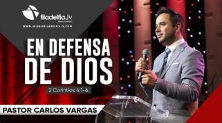 Embedded thumbnail for En defensa de Dios - Carlos Vargas