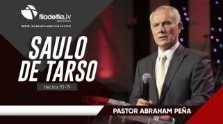 Embedded thumbnail for Saulo de Tarso - Abraham Peña - Lecciones de vida