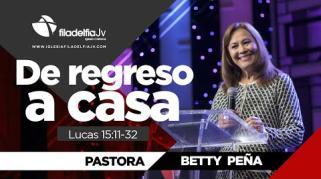 Embedded thumbnail for De regreso a casa - Betty Peña