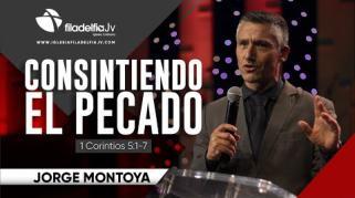 Embedded thumbnail for Consintiendo el pecado - Jorge Montoya