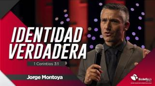 Embedded thumbnail for Identidad verdadera - Jorge Montoya