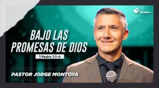 Embedded thumbnail for Bajo las promesas de Dios - Jorge Montoya