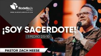 Embedded thumbnail for ¡Soy sacerdote! - Zach Neese